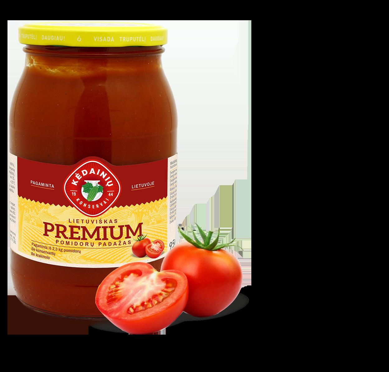 Premium lietuviškas